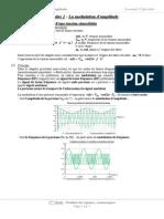 Chapitre 2 La Modulation D-Amplitude