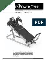 Pilates Power Gym