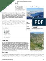 Pacific Coast Ranges