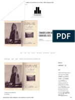 Towards a New Architecture (Le Corbusier, 1927) _ Designers Books