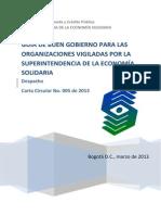 Guia Buen Gobierno Marzo 2013