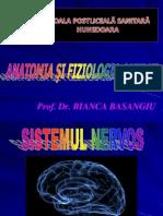 CURS 5 - Sistemul Nervos Part. I
