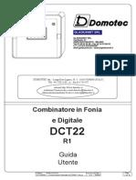 Domotec Dct22