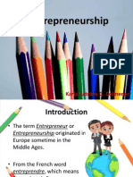 Entrepreneurship Unit 1 PPT