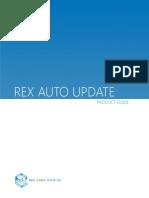 Rex Auto Update Manual