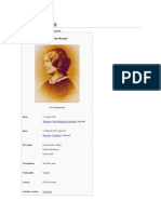charlotte bronte biography and works
