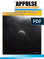 Philippine Astronomical Society - August 2009 Appulse issue