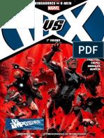 045.Vingadores.vs.x Men. .07.de.12.Hqbr.06jul12.Os.impossiveis