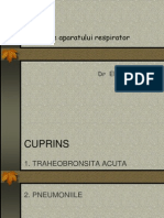 Curs 5 Infectiile Pulmonare