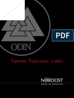 Odin Brochure English