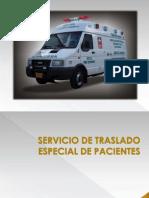 Requisitos de Habilitacion Ambulancias