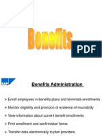Benefits Administration - 2