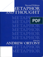 A.Ortony Metaphor and Thought