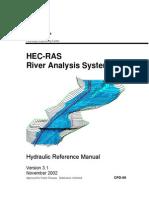 HEC-RAS Reference Manual
