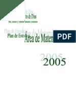 PLAN DE ESTUDIOS MATEMATICAS - 2005.doc