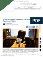 ¿Cómo hacer root al Samsung Galaxy S3_ - ¿Fácil_ ¡Facilísimo! (Vídeo) - AndroidPIT