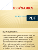 Thermodynamic All Basic Definations in PPT Form