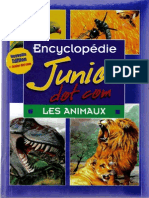 Encyclopédie Junior - Les Animaux