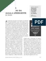 VERDADES INCÓMODAS DA ÁFRICA EMERGENTE _2012 Jon Schubert # Rafael Marques