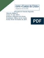 Bibilia IV - TP - 1 Co 12, 12-31.docx