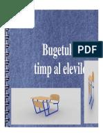 Bugetul de Timp