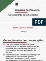 Aula 12- gerenciamento de comunicação