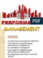 184084127 Performance Management by Dhivya m Phil Pptx