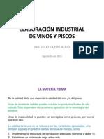 Industria de Vinos y Piscos
