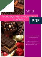 Tecnología del chocolate y confitería