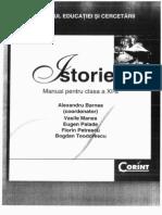 Manual de Istorie Xi
