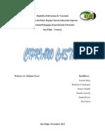 Cipriano Castro Informe
