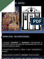 HISTÓRIA DE GOIÁS ( Geografia de Goiás )