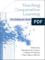 152890389 Teaching Cooperative Learning