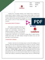 Hutch to Vodafone brand change.