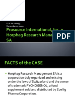 Prosource International, Inc
