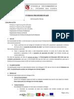 Informações gerais CT 2012-2013