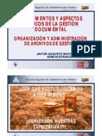 (1) Organizaci_n y Administraci_n de Archivos de Gesti_n (Def) [Modo de Compatibilidad]