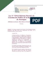 Primera Reforma 2005