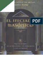 17736651 Iniciado Masonico by Gabriel Lopez de Rojas English Translation