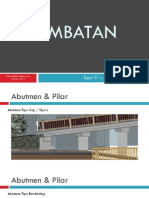 Sesi v - Desain Jembatan - Abutment & Pilar