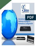 Grandstream GXW FXS FXO Gateways
