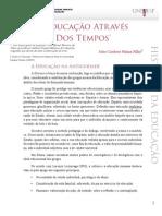 A Educação através dos Tempos_João Palma Filho
