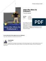 Adobe After Effects Cs5 Profesional 1