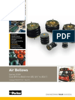 Pneumatic Actuators-Air Bellows 9109 Series-Catalogue PDE2576TCUK