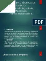 Proyecto Platnas II Primera Presentacion