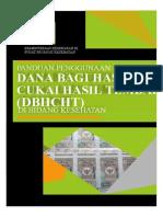 Buku Panduan Dbhcht