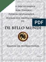 Manual de Instrucciones de Bello Mundi
