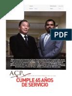 ACP 65 años