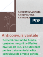Preparate Antiepileptice
