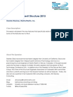 S03 Whats New in Revit Structure 2013-Desiree Mackey_Handout